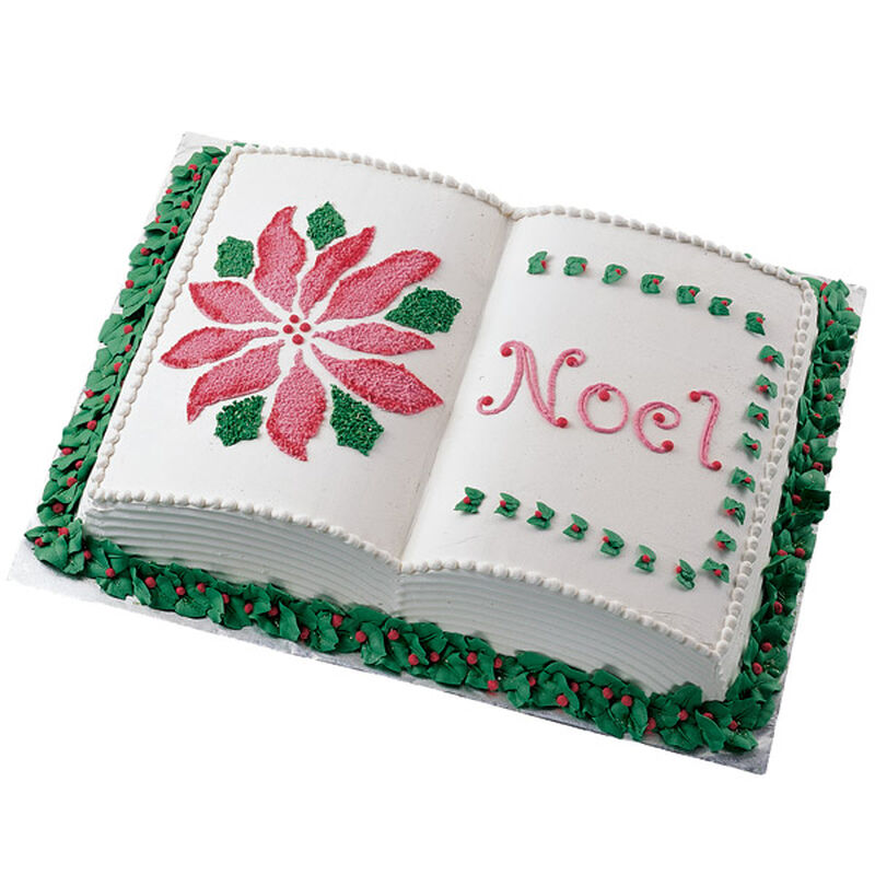 A Holiday Story Cake image number 0