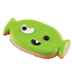 Here Comes a Green Monster Cookie!