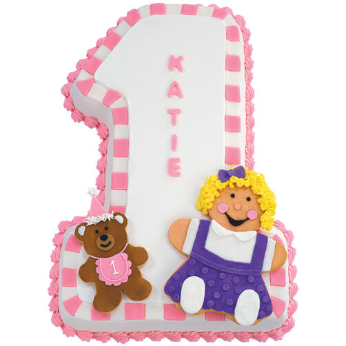 One for My Baby Girl Cake