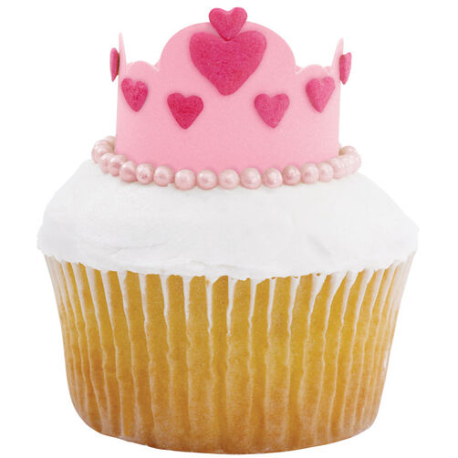 Crowning Touch Cupcakes