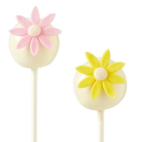 Darling Daisy Cake Pops