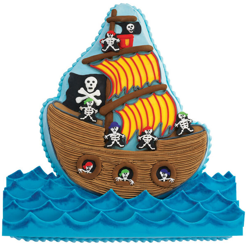 Avast Me, Party! Cake image number 0