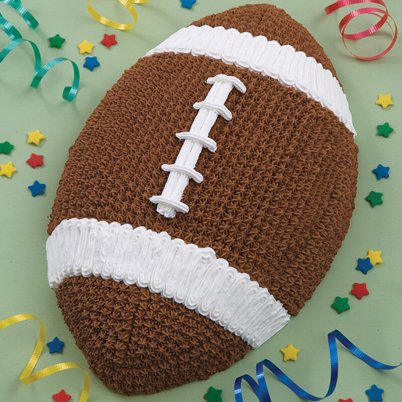 Game Ball Cake image number 0