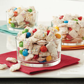 Birthday Cake Puppy Chow Recipe