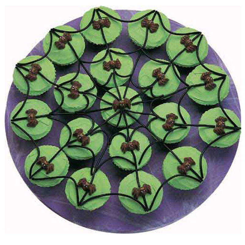 Webbed Feat Cupcakes image number 0