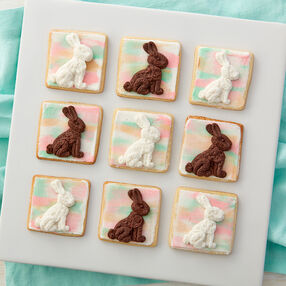 Buttercream Bunny Cookies