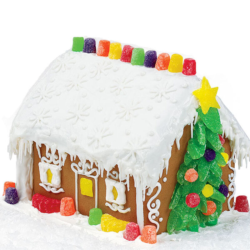 Holiday Home Gingerbread House image number 0