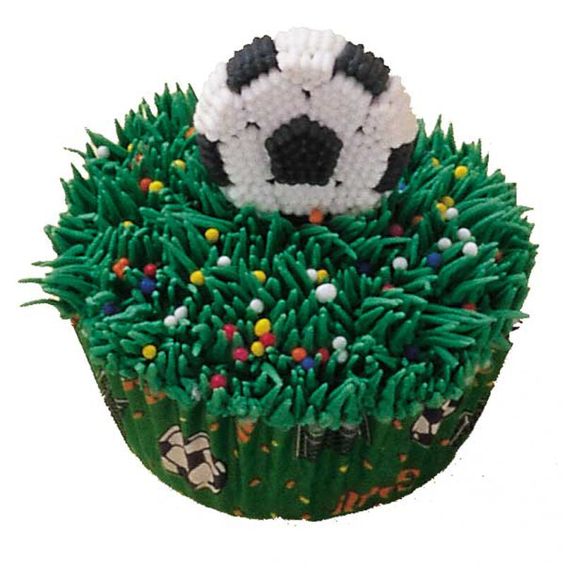 Soccer Team Cupcakes image number 0