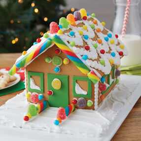 Sweet & Petite Gingerbread House #1