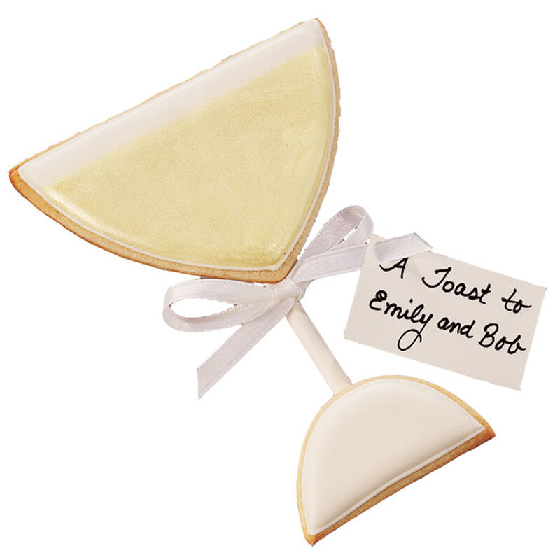 A Champagne Toast Cookie image number 0