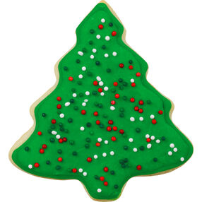 O, What A Christmas Tree Cookie