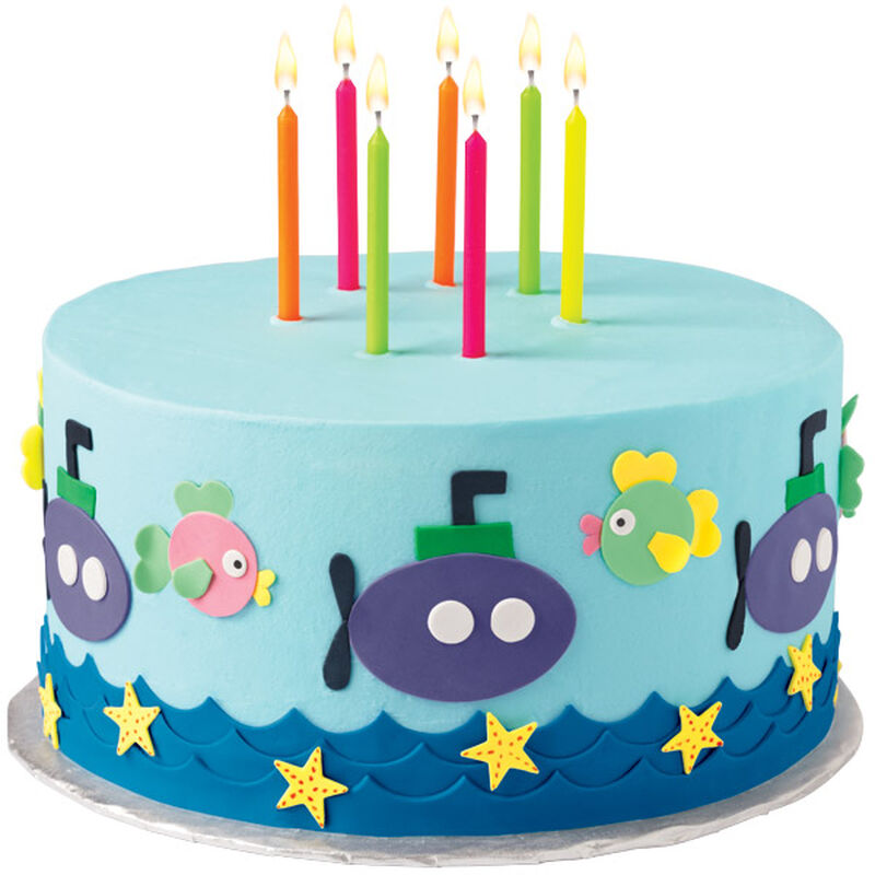 Undersea World Cake image number 0