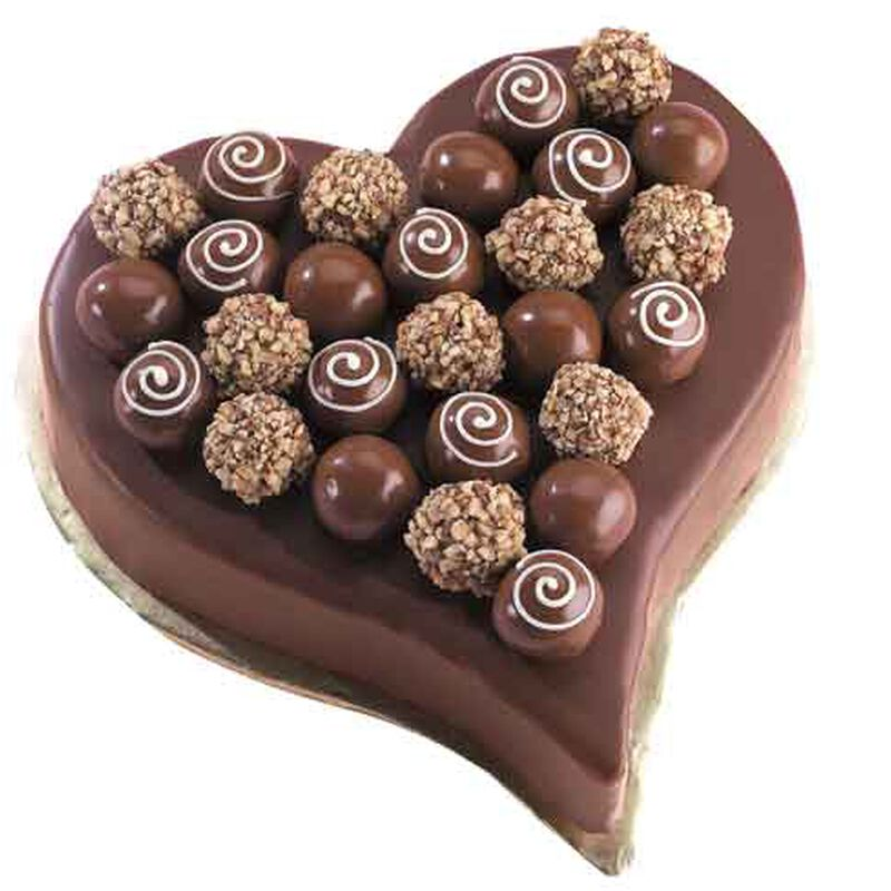 Truffling with Your Affections Cake image number 0