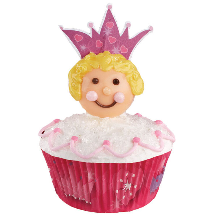 Royal Family Cupcake