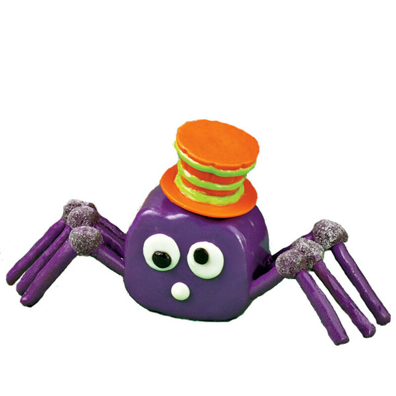 Spiders Step Lively Mini Cake image number 0