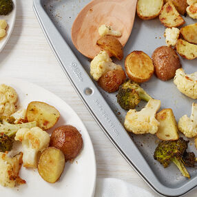 Ranch Roasted Vegetables Recipe
