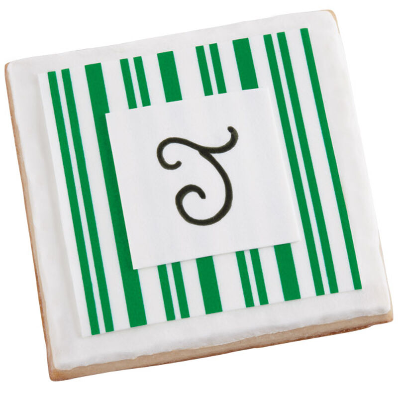 Signature Striped Cookies image number 0