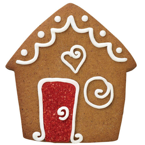 Holiday House Cookie