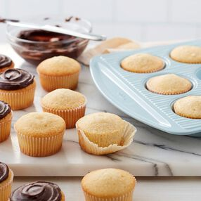 Butter Cupcakes