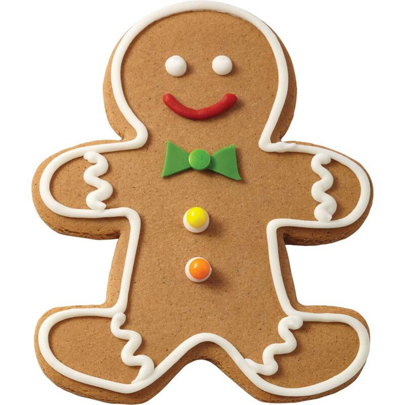 Traditional Gingerbread Boy image number 0