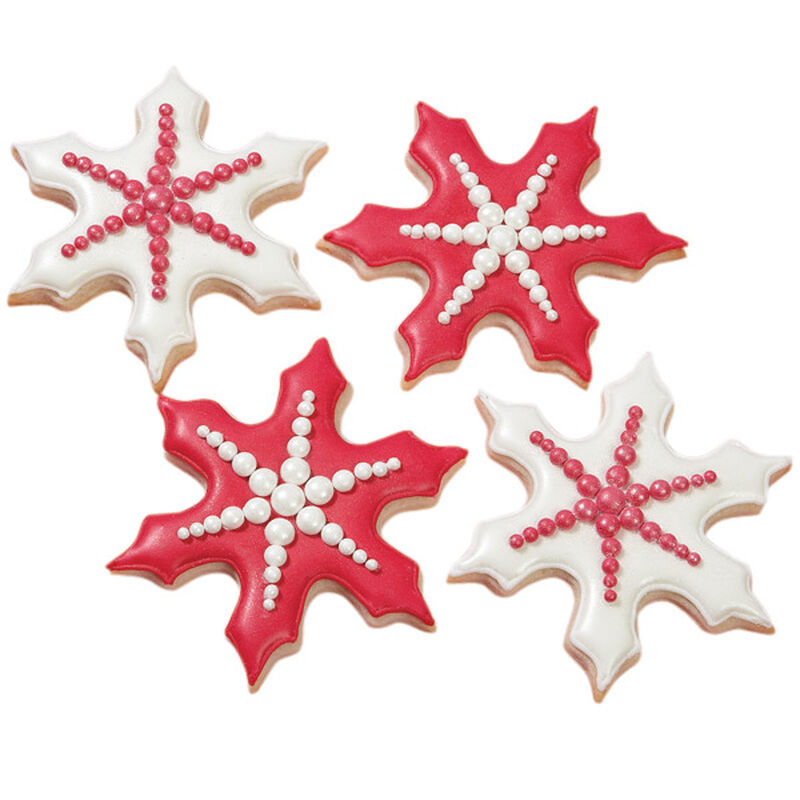 Stand-out Snowflake Cookies image number 0