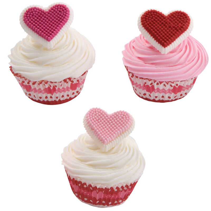 Bursting with Love Cupcakes image number 0