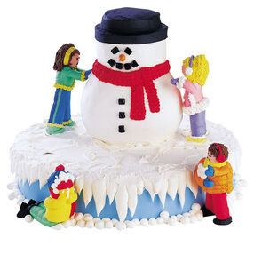 Handle with Kid Gloves! Cake