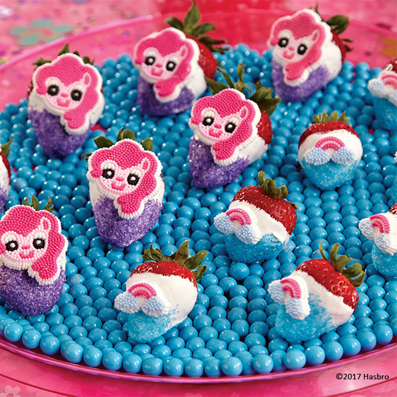 My Little Pony Dipped Strawberries image number 0