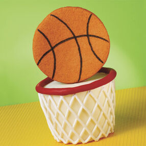 Ready for Dunking Cupcake