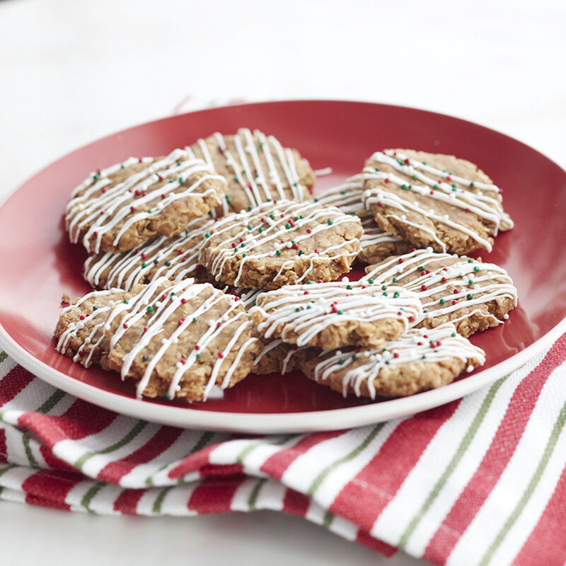 Cookie Butter No Bake Cookies Recipe image number 0