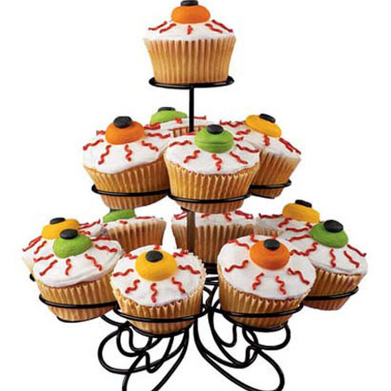Scary Eyeball Cupcakes  image number 0