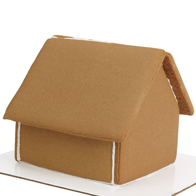Assembled Gingerbread House image number 0
