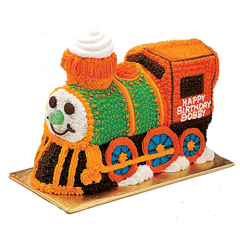 Choo Choo Train Cake Ideas