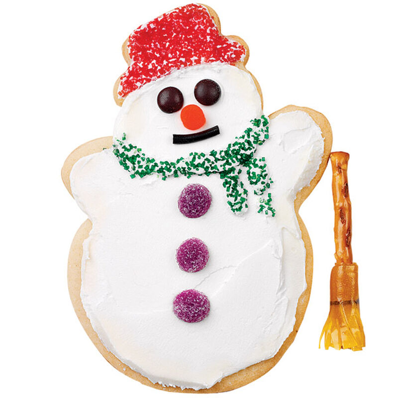 Build a Snowman! Cookie image number 0