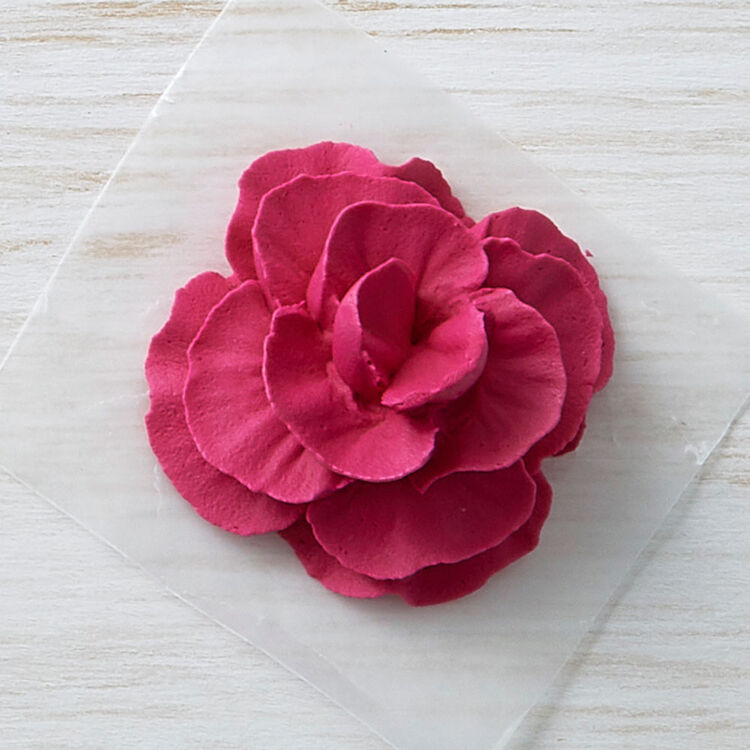 How to Make Buttercream Carnations