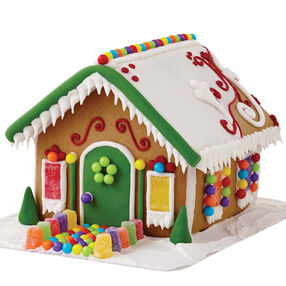 Sweet and Petite Gingerbread House #3