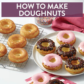 How to Make Doughnuts Class