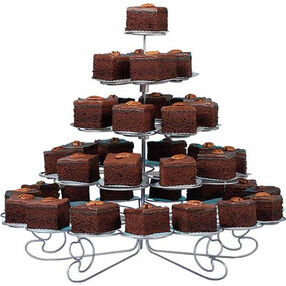 Brownie Tower