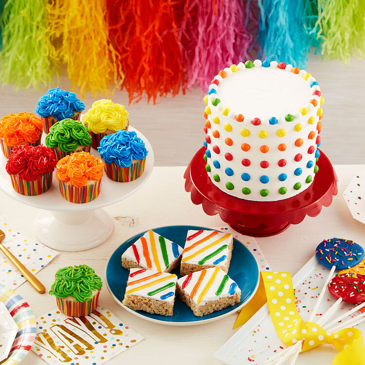 Color Pop Birthday Party
