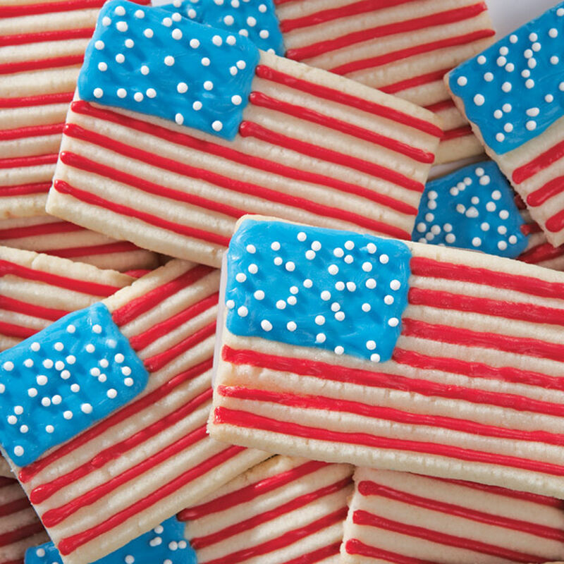 Spritz Stars & Stripes Cookies image number 0