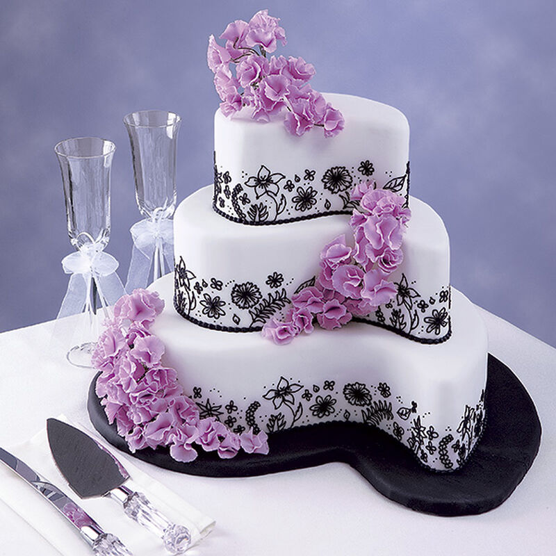 simple cake decorating ideas with fondant.htm garden terraces cake wilton  garden terraces cake wilton