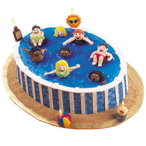 The Water's Fine! Cake