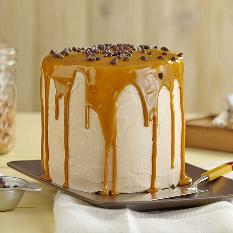 Butterscotch Cake image number 0
