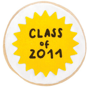 Class 2011 Cookie!