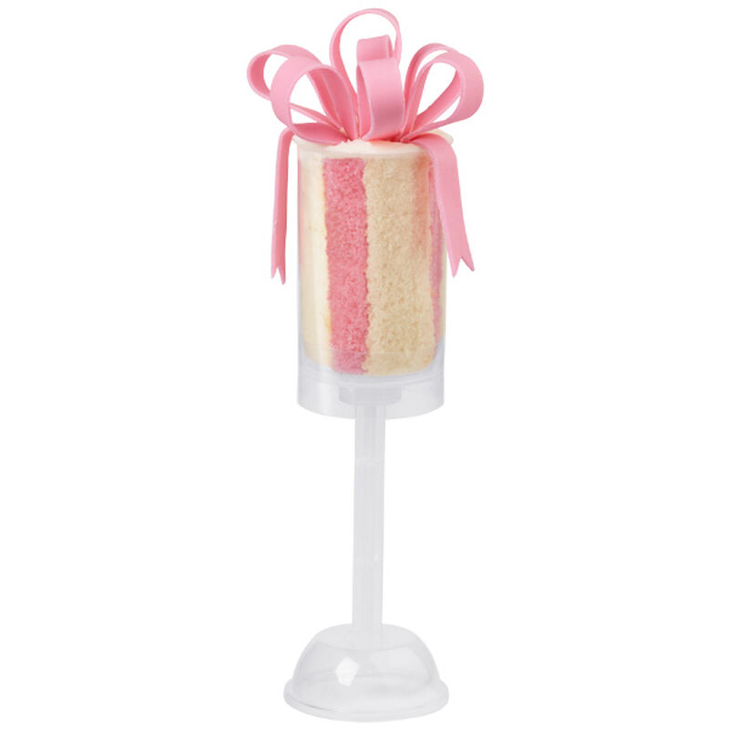 Pretty Rose Bow Treat Pop image number 0