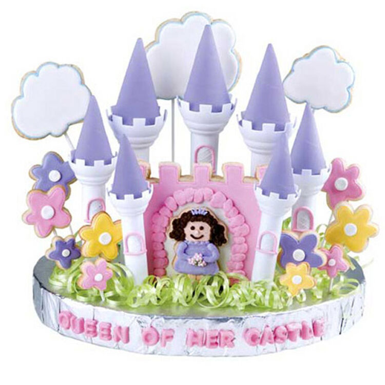 Castles in the Air Cake