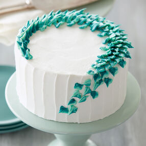 Leaves of Mint Cake
