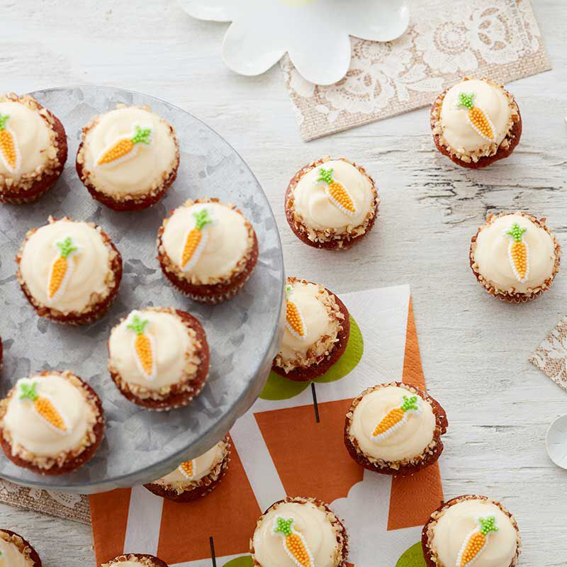 Mini Carrot Cakes image number 2