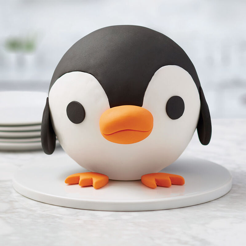 Ro 3D Penguin Cake image number 0