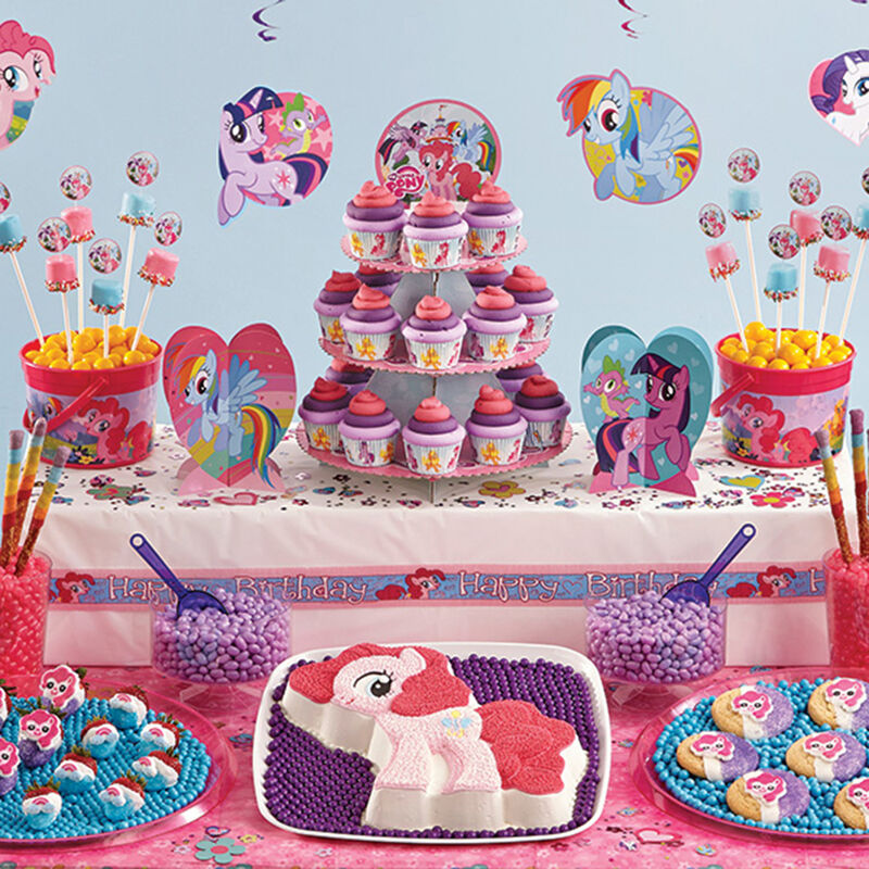 My Little Pony Dipped Strawberries image number 1